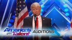 The Singing Trump: Presidential Impersonator Channels Bruno Mars - I LOVE THIS GUY!!!!!!!!