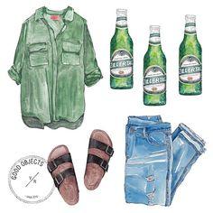 """""""Good objects - Happy St. Patrick's day  #goodobjects #stpatricksday"""""""