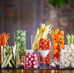 Good Idea: Veggie Bar