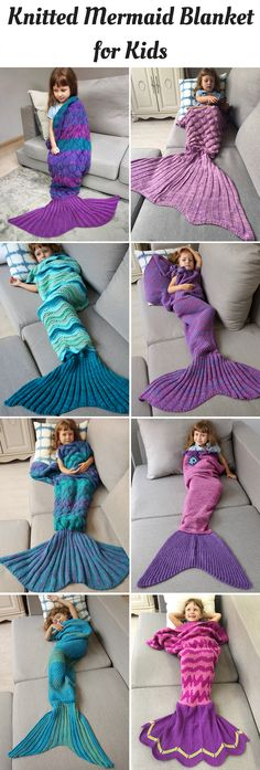 100+ Mermaid Blankets for Kids | From $6 | #mermaid #blankets