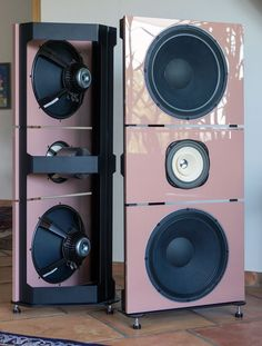 Schallwand OBClassic phy speaker Classic Audio