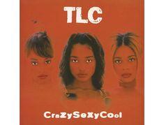Vinil LP TLC - CrazySexyCool