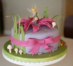 Awesome Tinkerbell Birthday Cakes