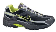 Nike Initiator Men's Running Shoe has a breathable upper and a cushioned midsole that supports natural motion with comfort and versatile wear.<br/>supportive overlays help center the foot in the shoe, soft lining enhances comfort, phylon midsole delivers a well-cushioned ride , flex grooves in the outsole promote a natural range of motion through toe-off
