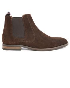 Dalton 18b Brown Suede Chelsea Boots TOMMY HILFIGER