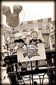 Evan and Family at the Boardwalk | The Magical Day Baby Blog | A Disney Fan Site for Parents