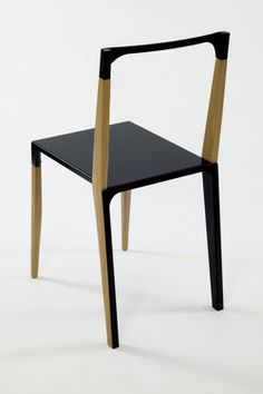 TABBED DINING CHAIR by Scott, Rich & Victoria
