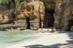 tropical beach caves - Google Search