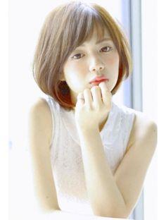 ヴァニル(Vanir)ゆるふわナチュラルショート Vanir 吉祥寺美容室カラー上手い