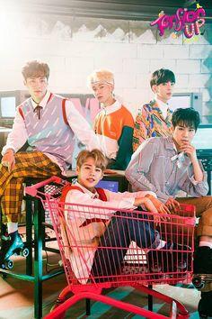imfact kpop profile member, imfact 2017 comeback, imfact tension up, imfact 2017 comeback teaser