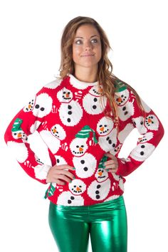 Ugly Sweater Party, Christmas outfit, Holiday, bows | Holiday ...