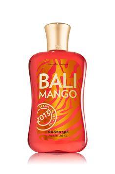 Bali Mango Shower Gel - Signature Collection - Bath & Body Works