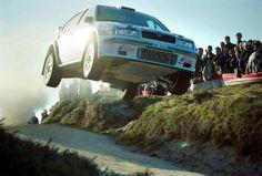 Luis Climent Octavia WRC