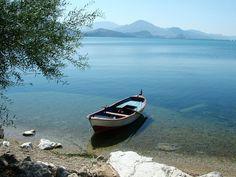 Isparta - Eğirdir Gölü