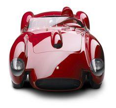 Ferrari 250 Testarossa 1958 // vintage & classic car design