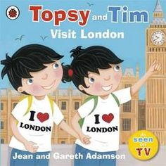 Topsy and Tim Visit London(Paperback):9781409309475