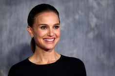"""Natalie Portman would make a great """"Mrs. Kennedy""""! Look at her smile. She has that """"Jacqueline Kennedy"""" smile."""