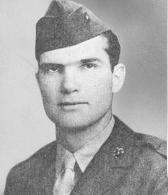 Navy Corpsman William D. Halyburton, Jr. awarded the Medal of Honor for actions on Okinawa May 10, 1945 that cost him his life.