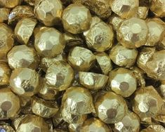 A bulk Foiled Chocolate Diamonds Gold Box. Wedding Chocolates, Diamonds And Gold, Confectionery, Box, Gifts, Presents, Snare Drum, Gifs, Favors