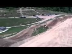 What NOT TO DO on a dirt bike