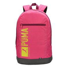 472d88b03b Puma Pioneer Backpack Size 25 Litre Pink Training School Bag