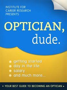 13 best optician jobs images on pinterest optician eye glasses rh pinterest com Social Studies Study Guide Blank Study Guide Template