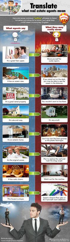Translating what real estate agents say | Bankrate.com