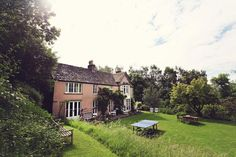Dating back to the 1740's this lovely Old Vicarage has heaps to explore inside and out.