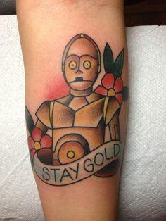 5b32e9cb9 The Greatest Star Wars Tattoos in the Galaxy Tattoo You, Love Tattoos, Star  Tattoos
