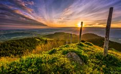 The delayed sunrise - TomFear Dusk, Places To Travel, Art Photography, Mountains, Outdoor, Sunrises, Beautiful, Google, Sign
