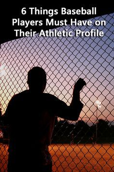 Having an athletic profile in PDF form is very handy to attached to an email to a coach, especially if the college doesn't have an online recruiting form.