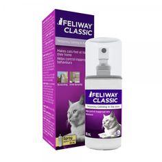 Feliway Pheromone Spray 60ml | Cat Behaviour Spray | Vet Medic