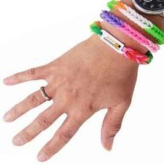 Latest products > Promotional merchandise & corporate gifts by Total Merchandise #loombands