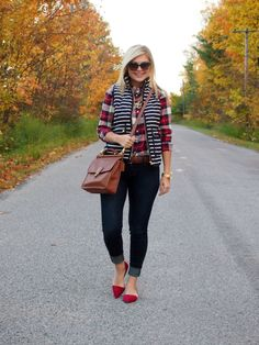 Mad for Plaid - Suburban Faux-Pas