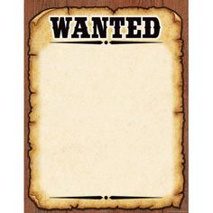 Free Wanted Poster Template Ideas Pinterest Template Free and