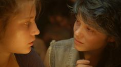 THE LOOK! speechless... Blue Is The Warmest Colour