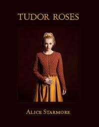 Tudor Roses van Alice Starmore