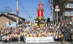 江戸の「天下祭」の姿を伝える川越まつり