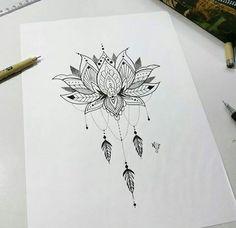 300 Sexy Tattoo Designs - Original by Tattooists Dream Tattoos, Future Tattoos, Sexy Tattoos, Body Art Tattoos, Cool Tattoos, Henna Tattoos, Lotusblume Tattoo, Tattoo Son, Back Tattoo