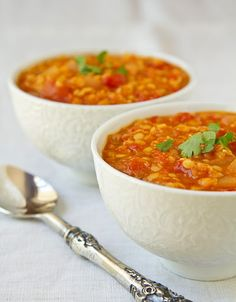 Red Lentil Dal Recipe on Yummly