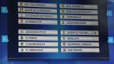 Ligue des champions : tous les résultats de la phase de groupes - France 24