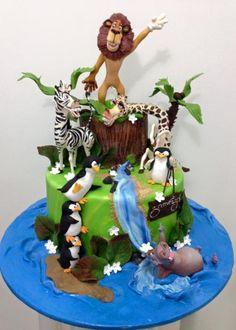 madagascar cake by Casta Diva