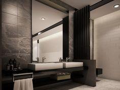 Bathroom Designed by @umarijaz16  - MASTER BATH