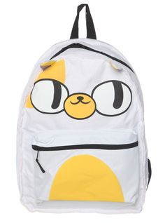 eb4cc834c9 Adventure Time Jake And Cake Reversible Backpack