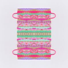 fiber art all day everyday Textile Fiber Art, Textile Prints, Textile Design, Weaving Textiles, Tapestry Weaving, Knit Art, Tear, Fabric Manipulation, Loom Weaving