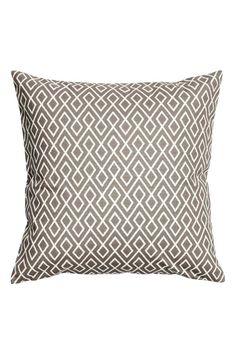 Чехол для подушки с рисунком   H&M