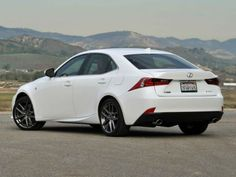 2016 Lexus IS 350 F