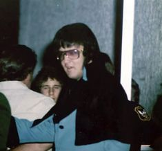 February 20, 1977 just after arriving on the Lisa Marie, heading to his hotel shortly after midnight