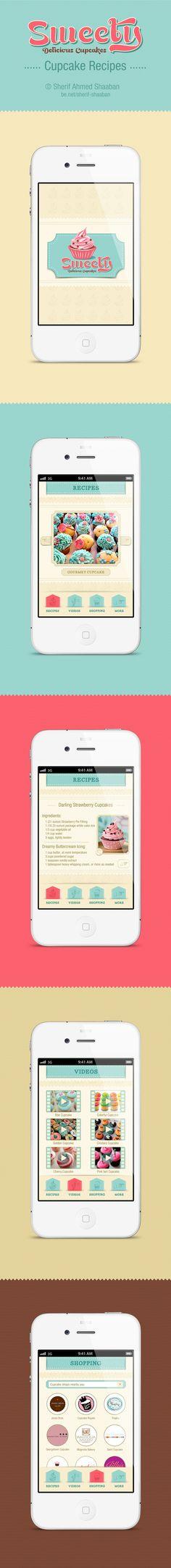 http://www.behance.net/gallery/Sweety-iPhone-app-GUI/3099241