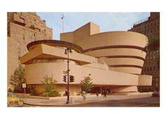 Guggenheim Museum,New York City, NY